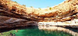 exciting-shorelines-wadi-shab-bimmah-sinkhole